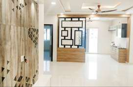 3 BHK Semi Furnished Flat for rent(126463)