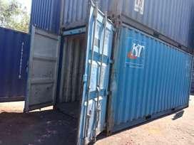 Container Kontainer Bekas 20ft Berkualitas Siap Pakai