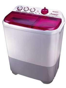 Kredit mesin cuci LG tanpa DP