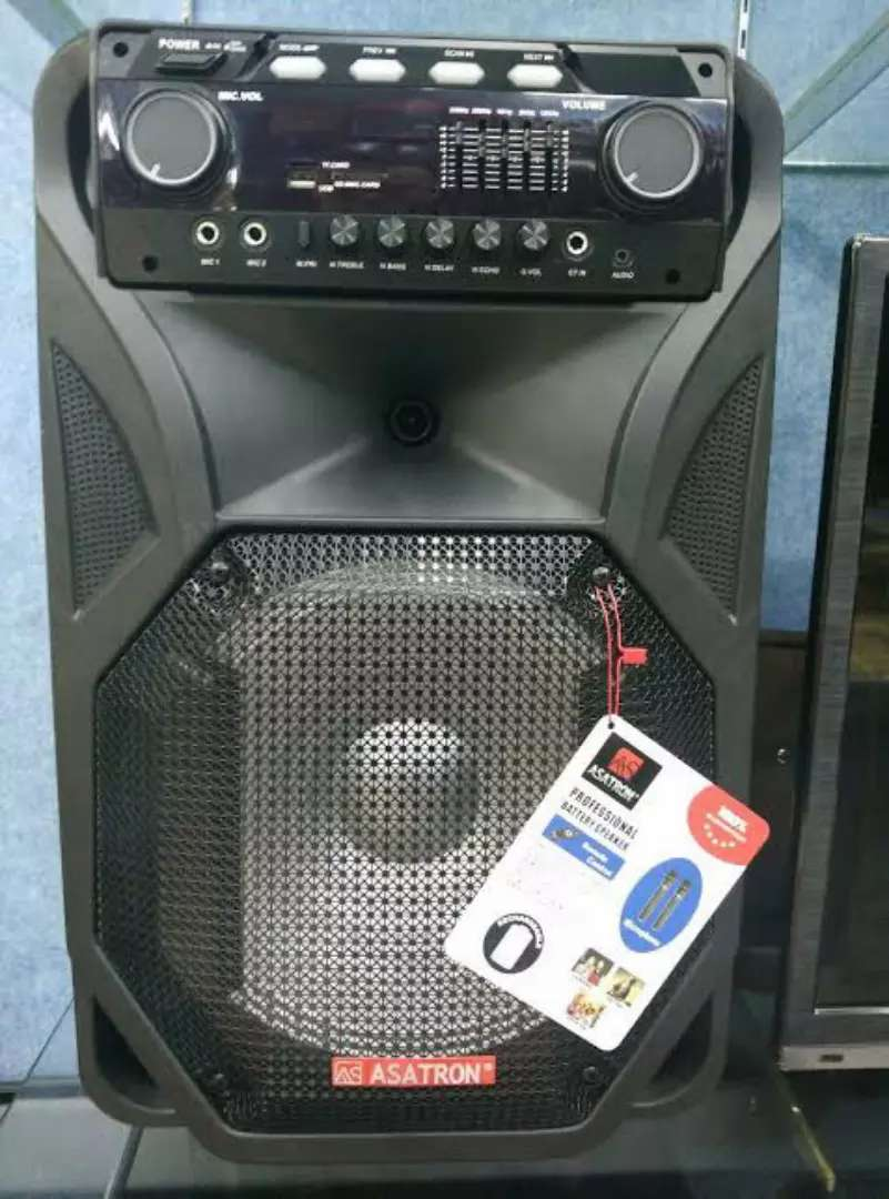 "woofer 12""&equalizer bermutu+2mic wireless 0"