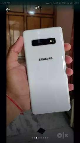 W0lm condition Samsung Galaxy S+10 Plus