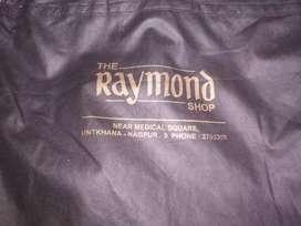 Raymond Blazer made from Safari Cloth
