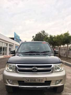 Tata Safari 4x2 GX DICOR BS-IV, 2011, Diesel