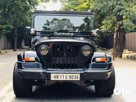 Mahindra Thar CRDe 4x4 AC, 2015, Diesel