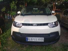 Mahindra Kuv 100 G80 K4 PLUS, 2016, Petrol