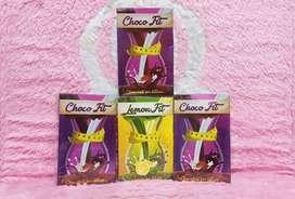 Chocofit dan Lemonfit Original