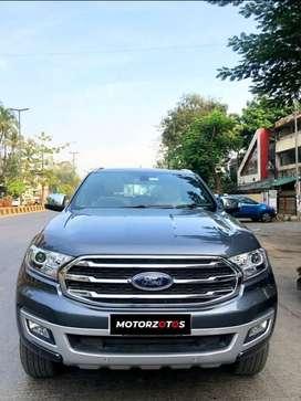 Ford Endeavour Titanium Plus 4X2, 2019, Diesel