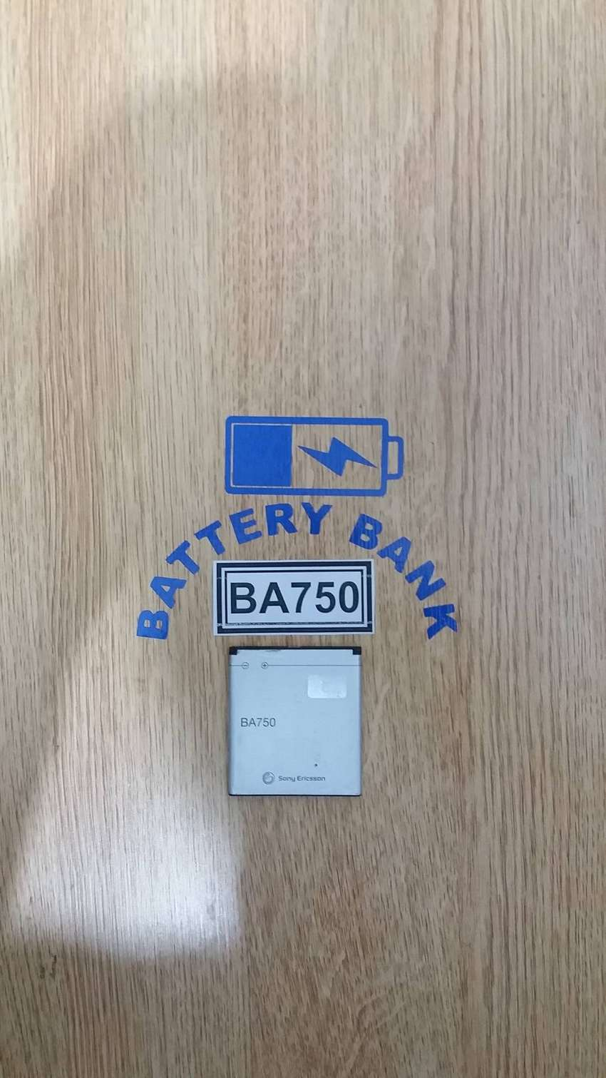 Sony Ericsson BA-750 Battery for Xperia Arc S Battery  OEM 0