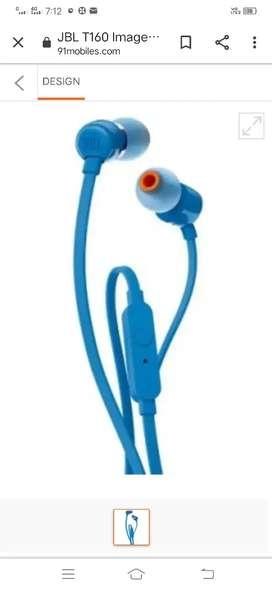 Jbl T 160 headphones