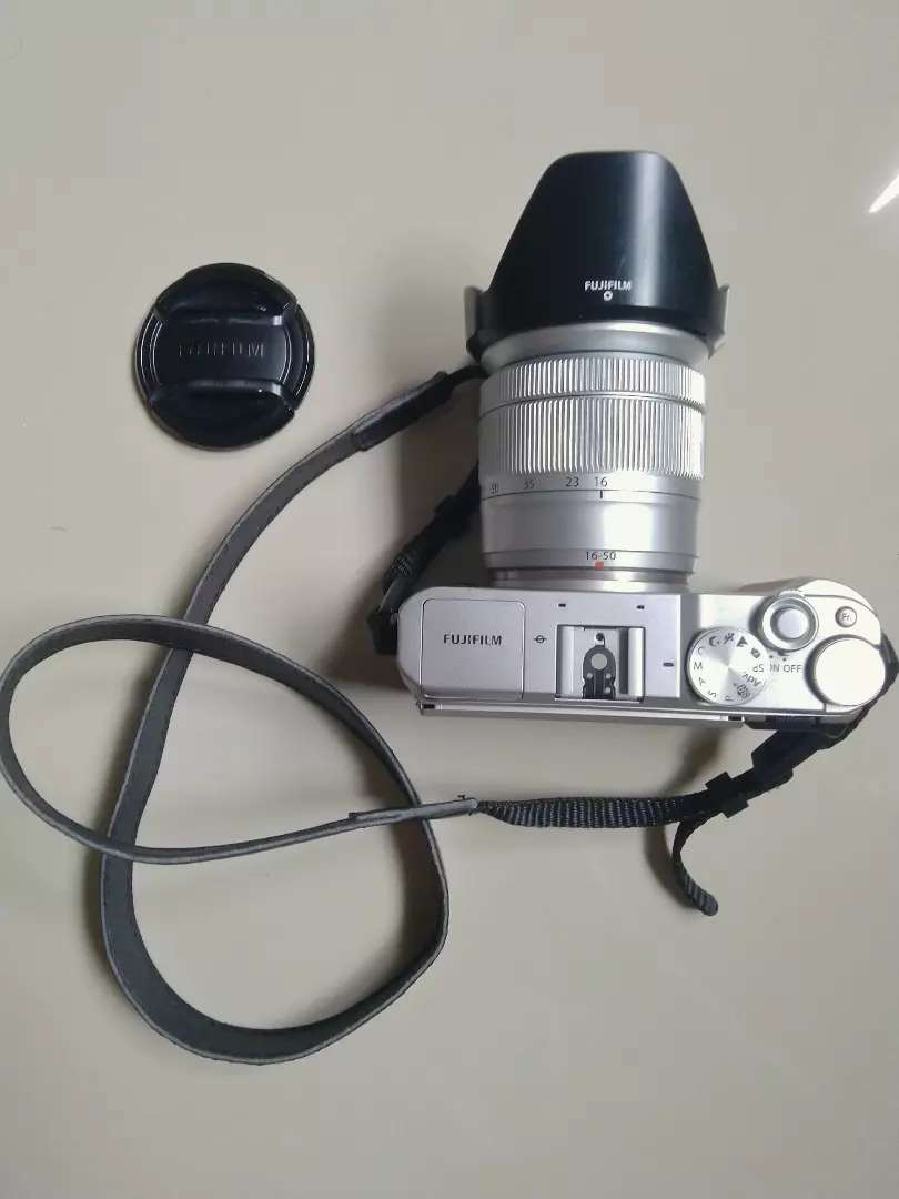 Fuji XA3 Mulus Lengkap. Kamera Mirrorless Fujifilm X-A3 0