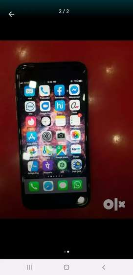 iPhone 6s space grey 128GB.