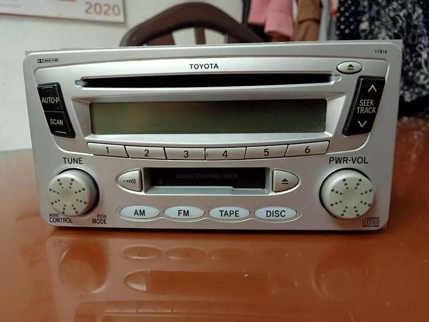 Jual Tape CD exs Mobil Vios