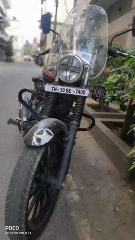 Bajaj avenger 220 street very good condition
