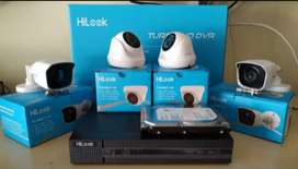 Camera CCTV merk terbaru & Original 2 MP sukajadi bandung