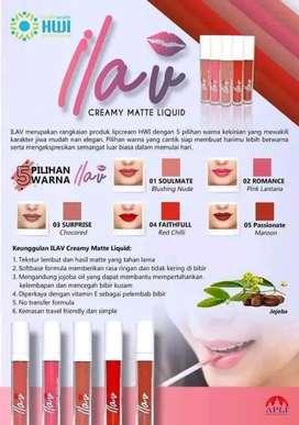 Lipstik ILAV / 5 varian warna