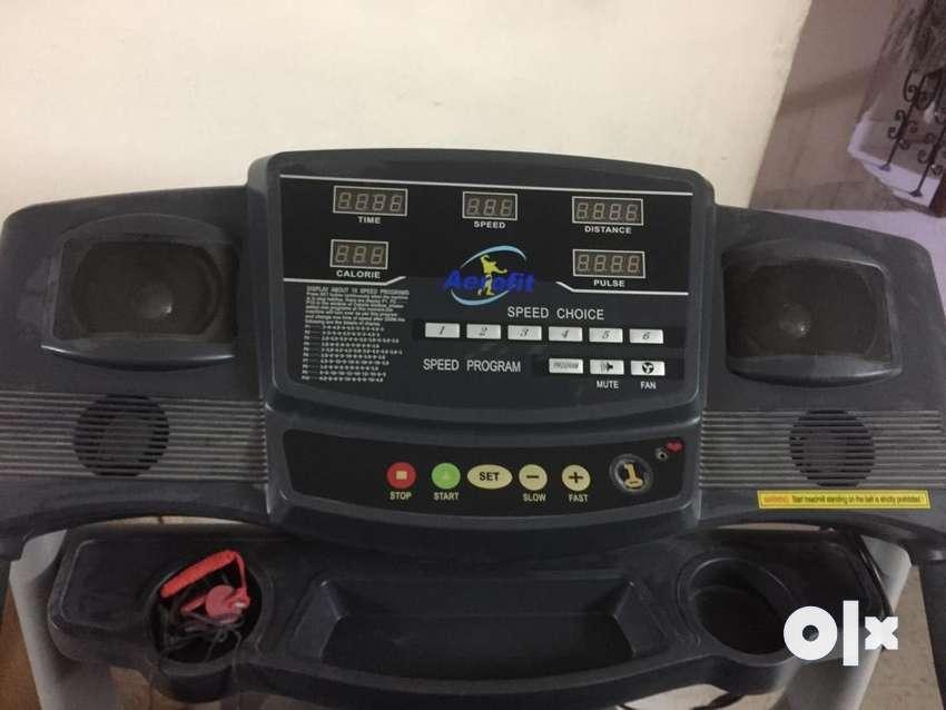 Aerofit AF 832- treadmill (hardly used) 0