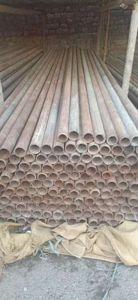 Shuttering pipes