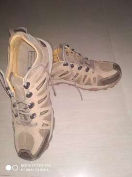 Woodland men's leather sneakers. Size 7