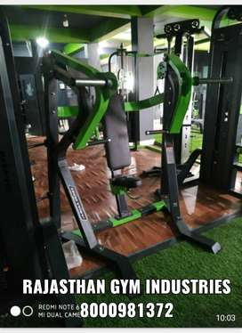 Gym Equipment set ( Approx- 3 to10 Lakhs - )new gym setup We provide