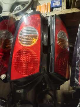 Santro plus Front and Rear Lights 2002 to 2005