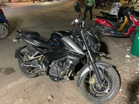 I want to sell bajaj pulsar ns 200...excellent condition...