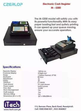 Electronic Cash Register (M _5300)