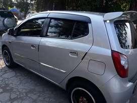 Daihatsu ayla 2013 type x manual