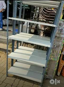 Slotted Angle Rack or Metal Rack Brand New 3 by 6 in Feet With 5 Shelf
