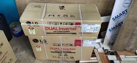 LG 1 TON 5 STAR DUAL INVERTER AC FOR SALE