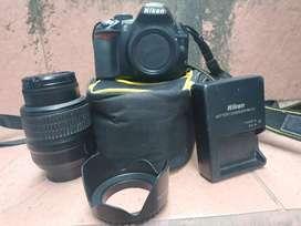 Dijual Nikon D3100 kondisi bagus