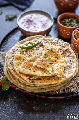Paratha Cooks