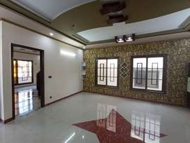 Brand New 240 sq yards portion for rent in Block 15 johar