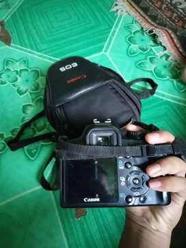 Canon 1000d fullset