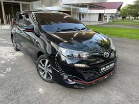 Toyota YARIS TRD S SPORTIVO 2018 Metic asli BL hrg nego
