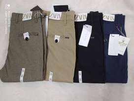 Zara Men chinos