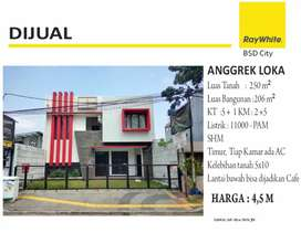Dijual rumah bagus di Anggrek Loka BSD