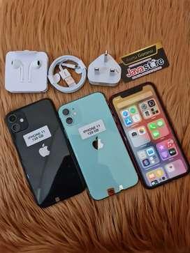 Iphone 11 128 kondisi unit mulus banget