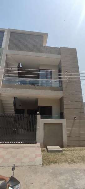 Newly built Double story kothi