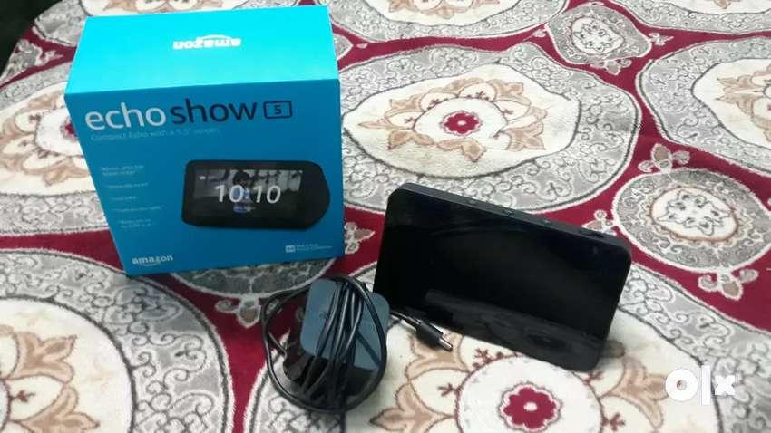 Amazon product echo show 5 0