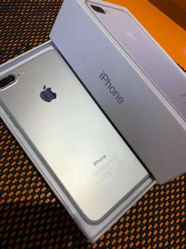 IPhone 7+ 128GB SILVER 2nd