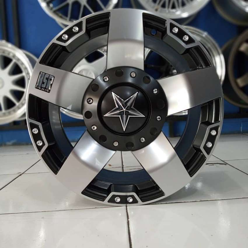 Murah Meriah Vleg Racing HSR R17 Keren Buat Toyota Alphard 0