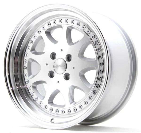 Velg Mobil Racing HSRwheel Ring18 - Lebar Belakang 0