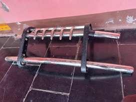 Front Bumper Rod MTrack