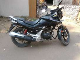 Hero Xtreme 2013 model double disk brake excellent condition