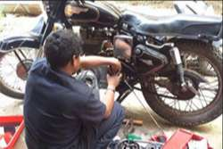 hiring bike mechanics
