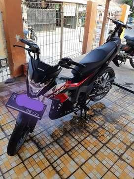 Honda Sonic 2019 bulan 8