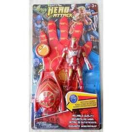 Figure Sarung Tangan Avengers QC39-1