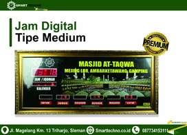 "Ready Jam Digital Masjid Medium ""Garansi 1 Tahun"""