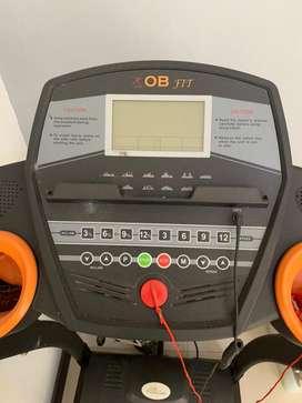Electric Treadmill Multifungsi