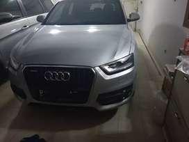 Audi Q3 2012 pemakaian pribadi